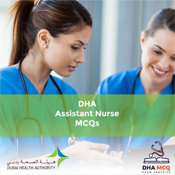 DHA Assistant Nurse MCQs