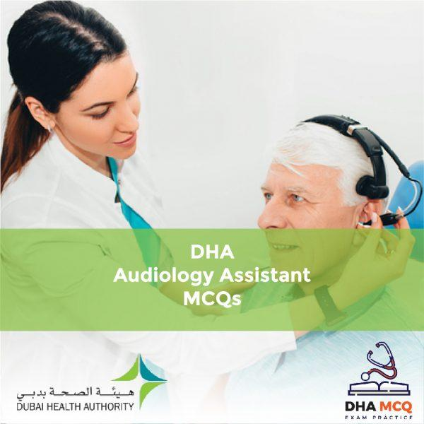 DHA Audiology Assistant MCQs
