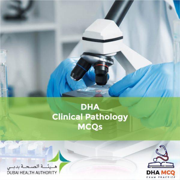DHA Clinical Pathology MCQs