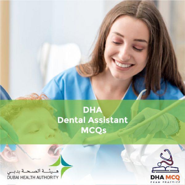 DHA Dental Assistant MCQs