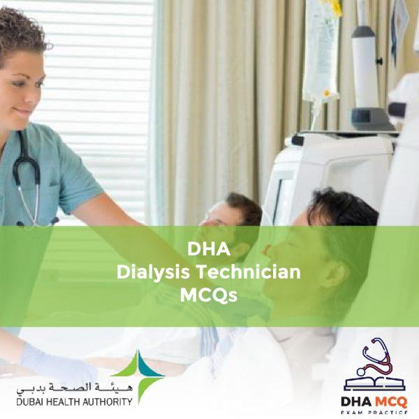 DHA Dialysis Technician MCQs