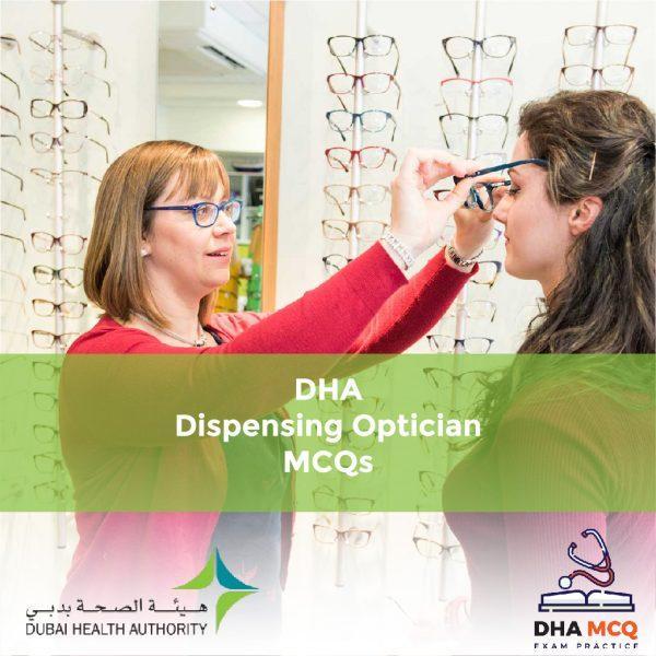 DHA Dispensing Optician MCQs