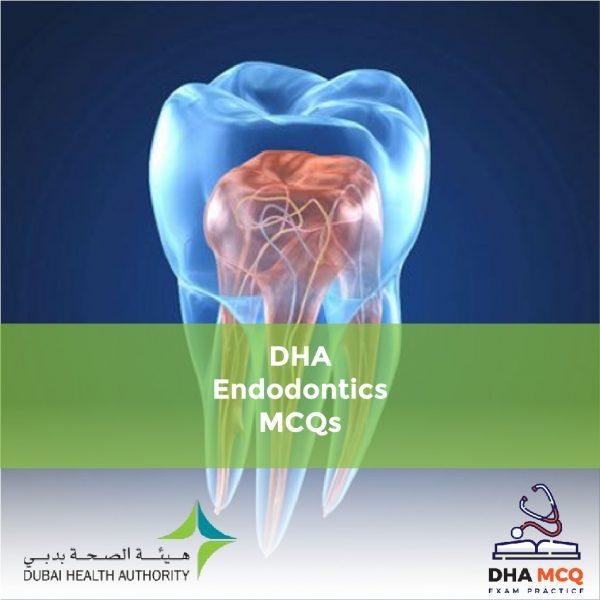 DHA Endodontics MCQs