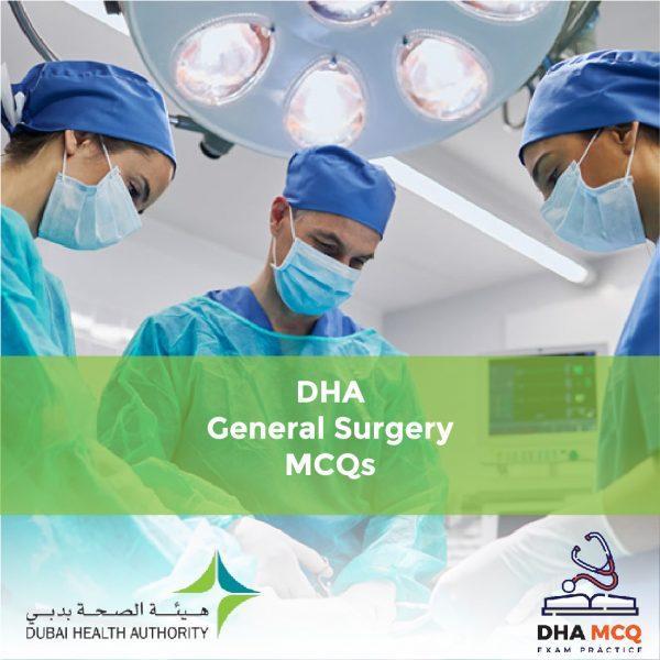 DHA General Surgery MCQs