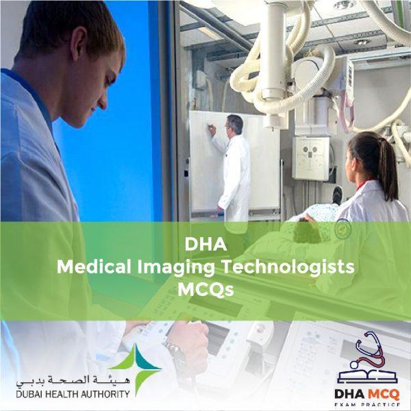 DHA Medical Imaging Technologist MCQs