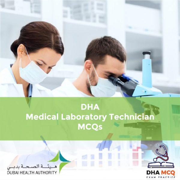 DHA Medical Laboratory Technician MCQs