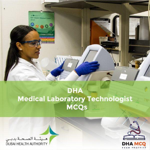 DHA Medical Laboratory Technologist MCQs