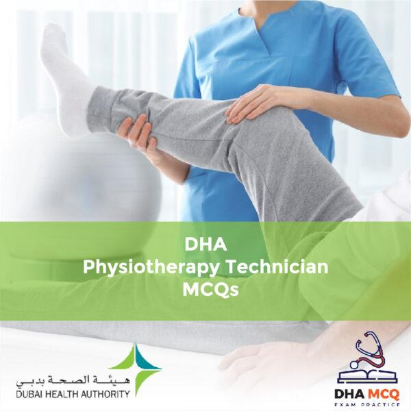 DHA Physiotherapy Technician MCQs