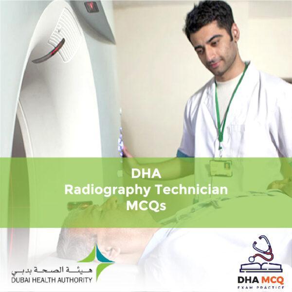 DHA Radiography Technician MCQs