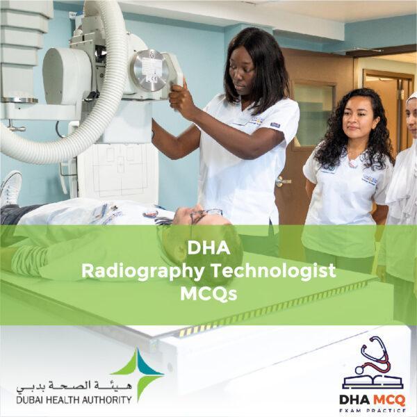 DHA Radiography Technologist MCQs