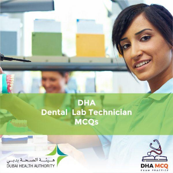 DHA Dental Lab Technician MCQs