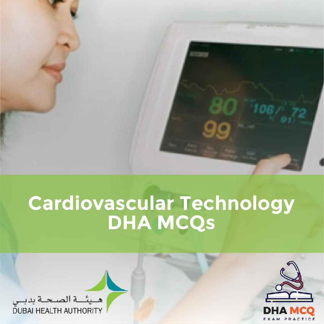 Cardiovascular Technology DHA MCQs