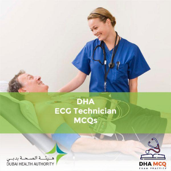 DHA ECG Technician MCQs