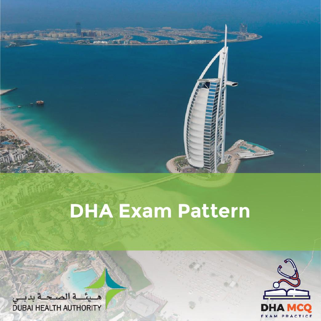 DHA Exam Pattern