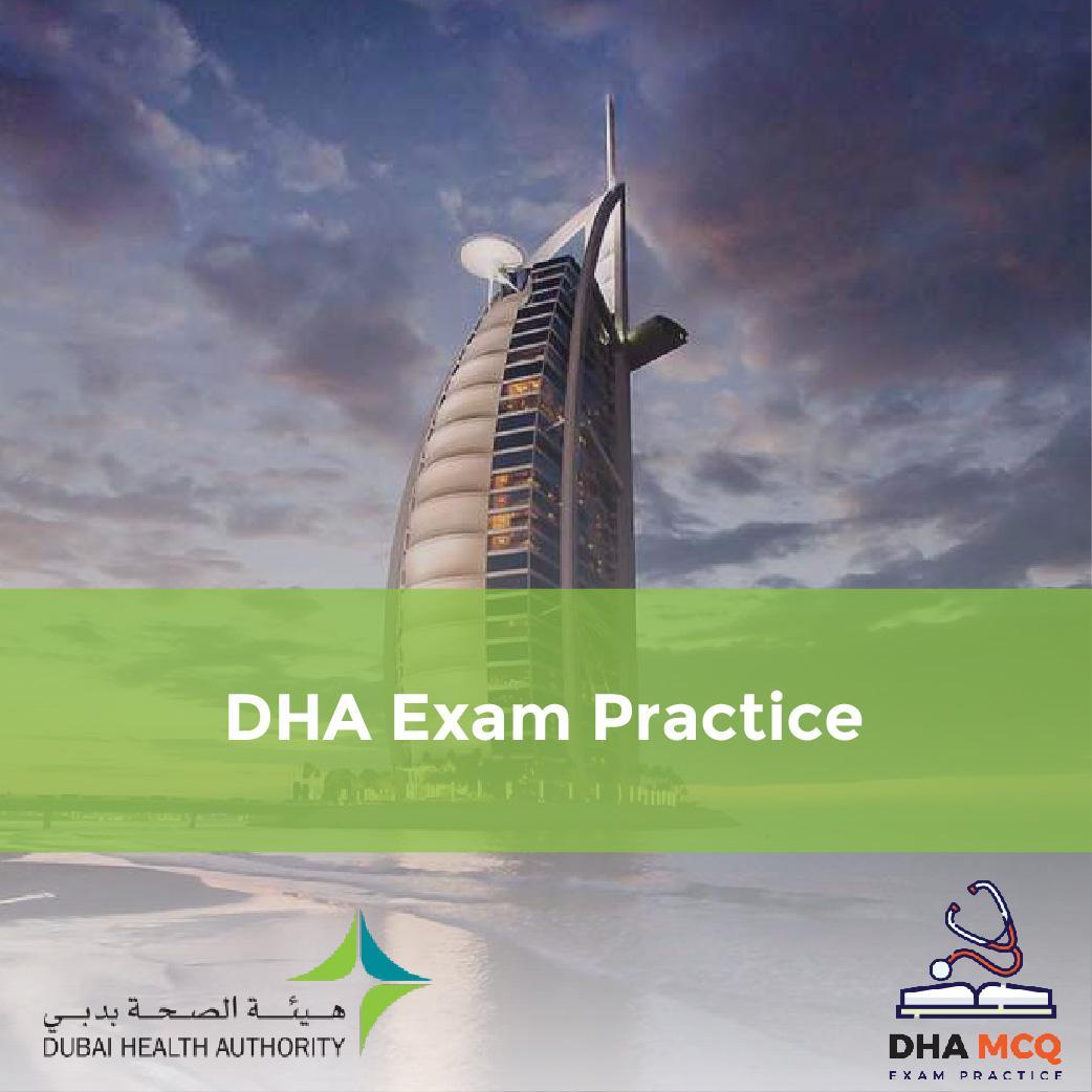 DHA Exam Practice