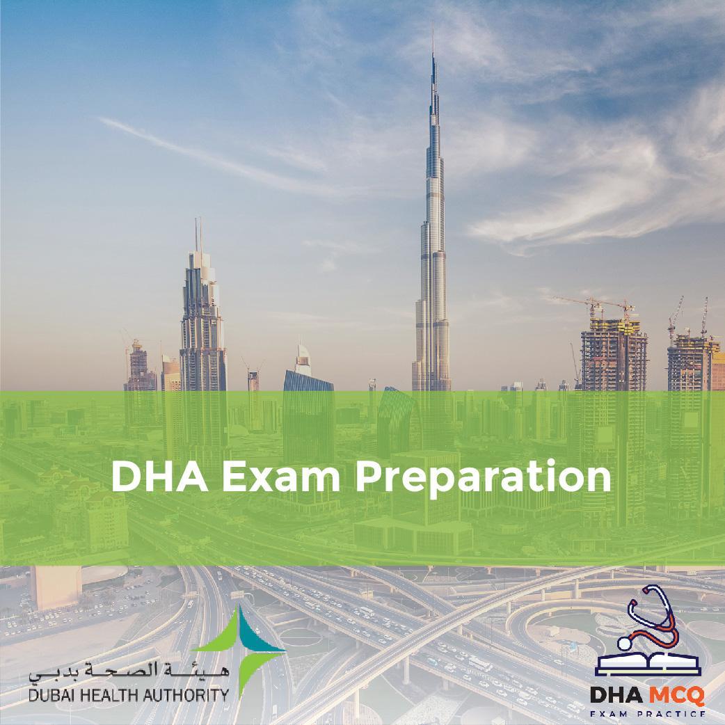 DHA Exam Preparation