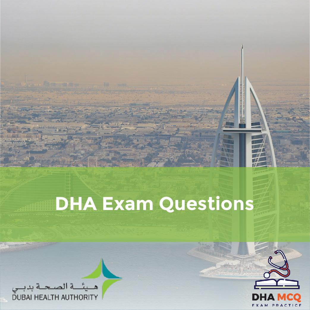 DHA Exam Questions