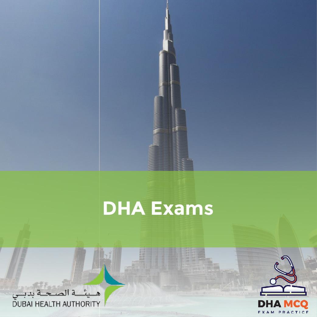 DHA Exams