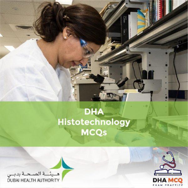 DHA Histotechnology Exam MCQs