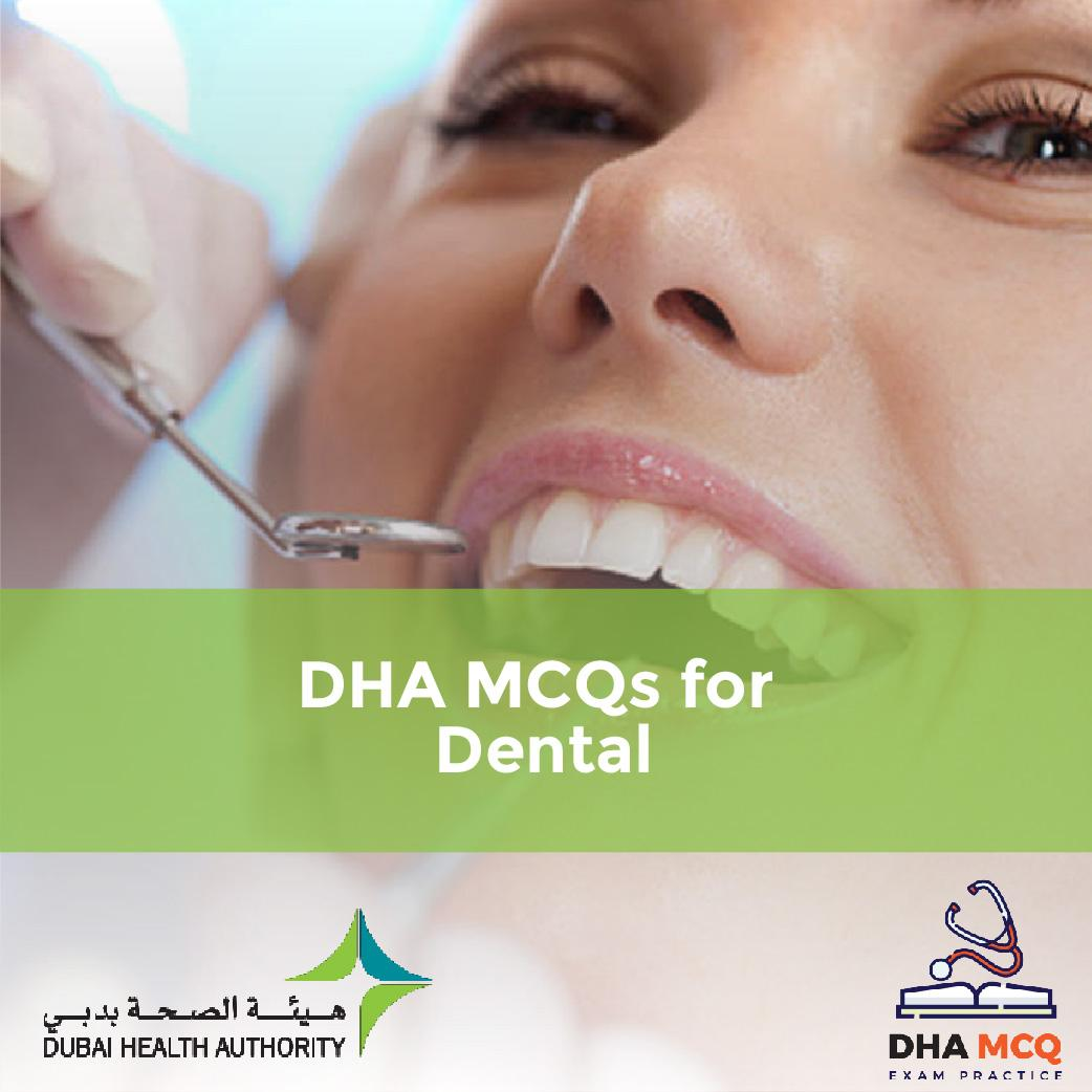 DHA-MCQs-for-Dental