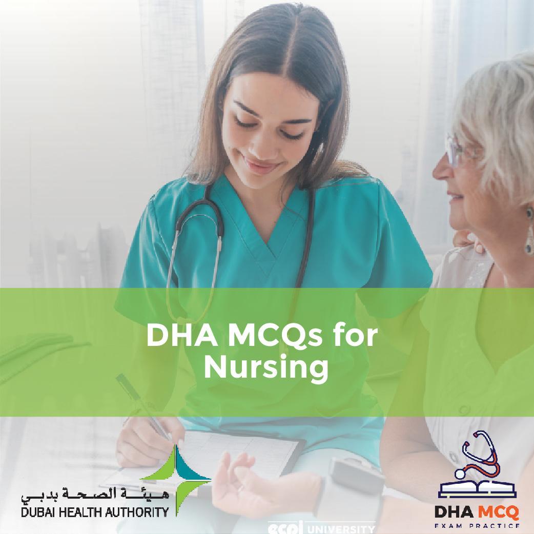 DHA-MCQs-for-Nursing