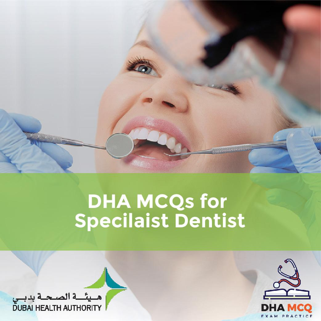 DHA-MCQs-for-Specialist-Dentist