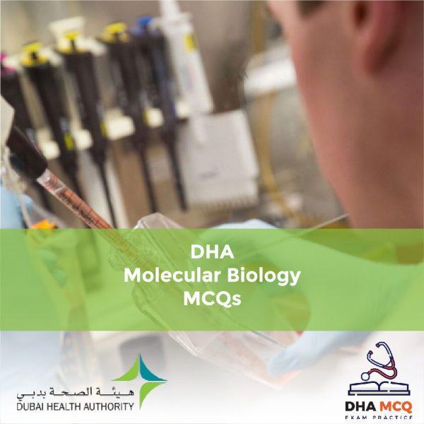 DHA Molecular Biology MCQs