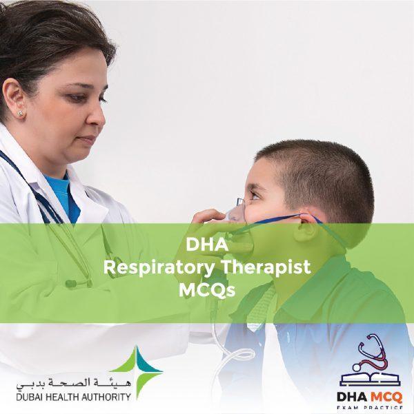 DHA Respiratory Therapist MCQs
