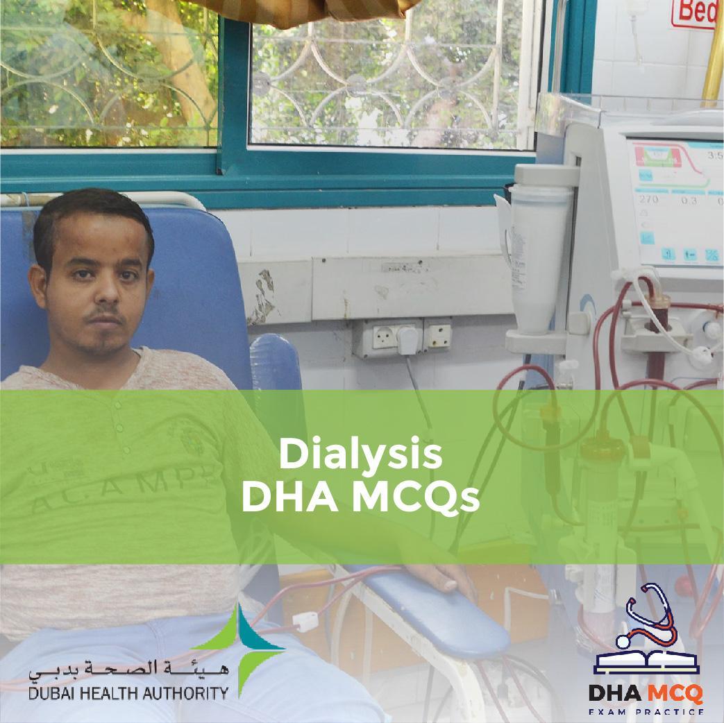 Dialysis DHA MCQs