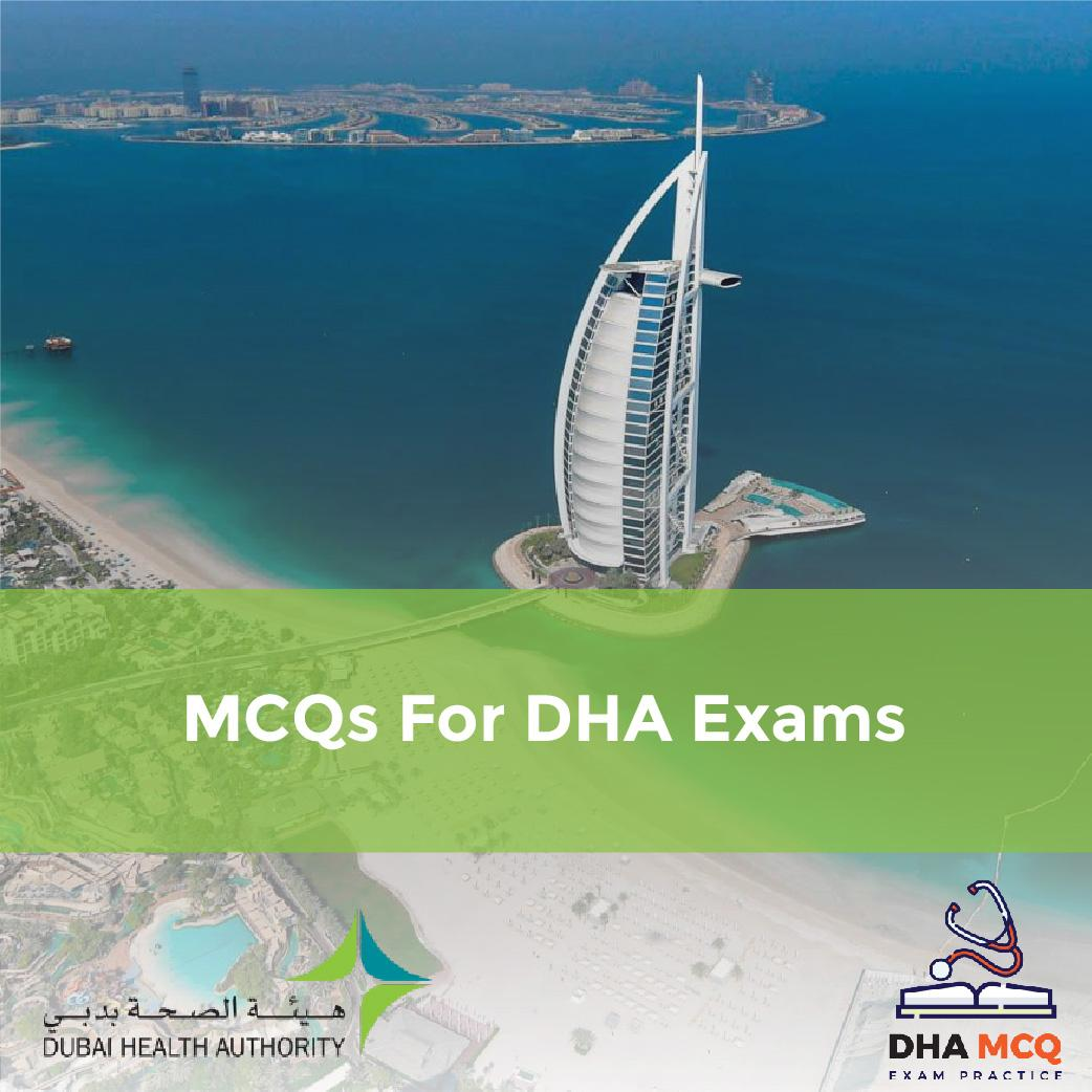 MCQs For DHA Exams