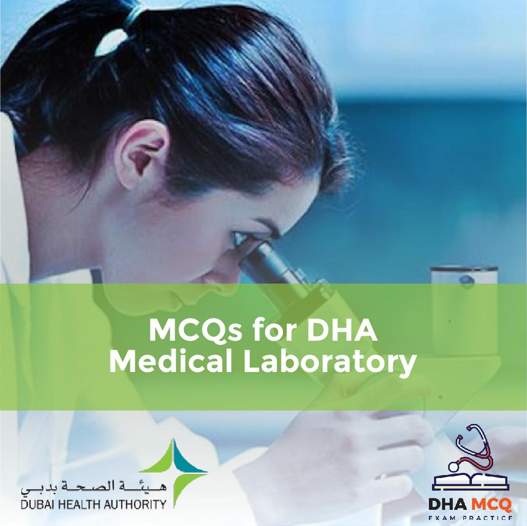 MCQs for DHA Medical Laboratory