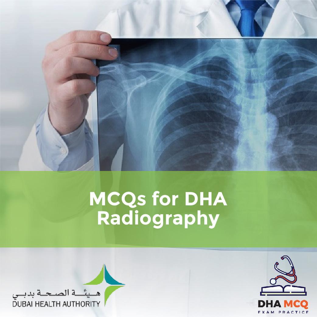 MCQs-for-DHA-Radiography