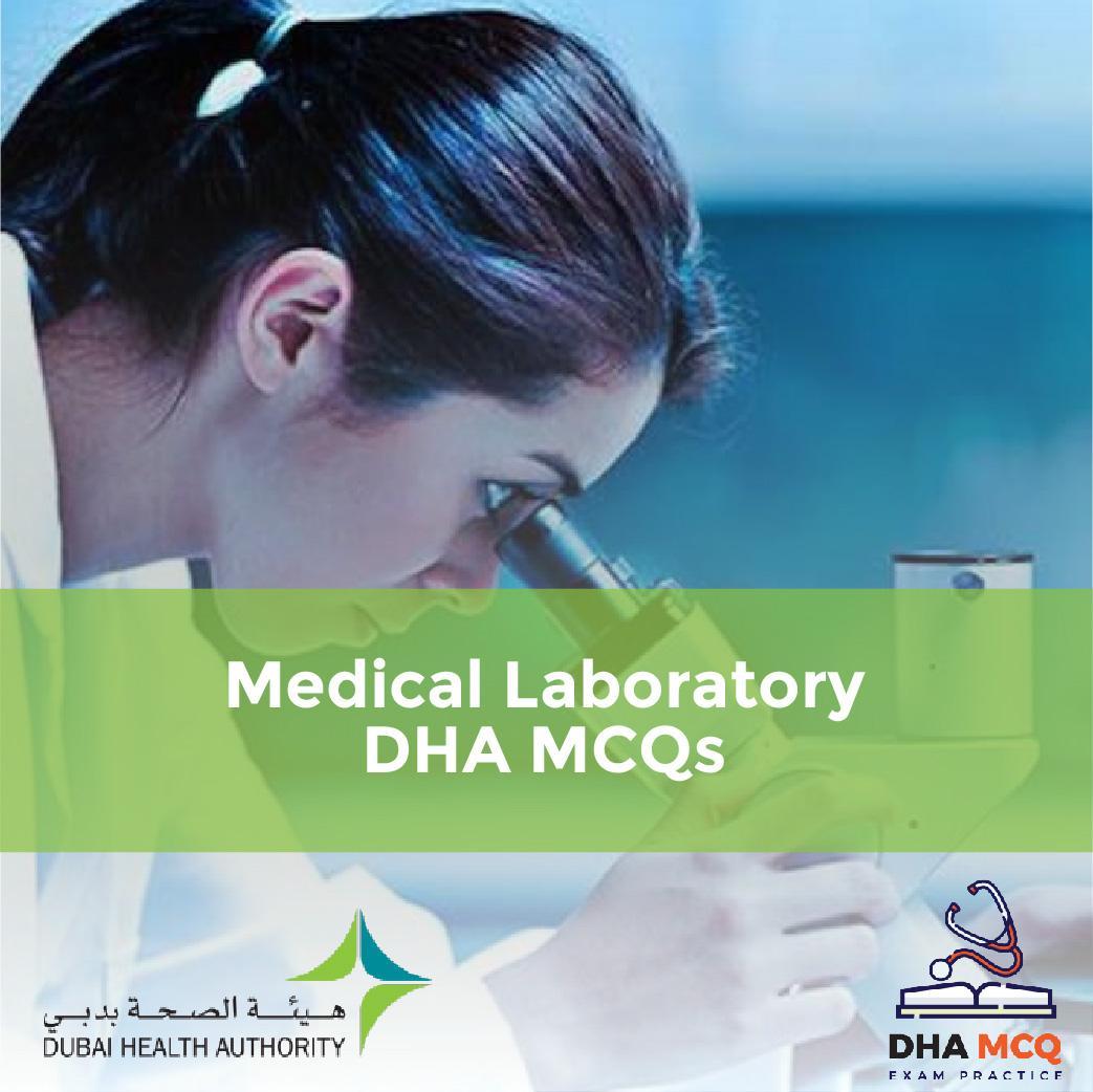 Medical Laboratory DHA MCQs