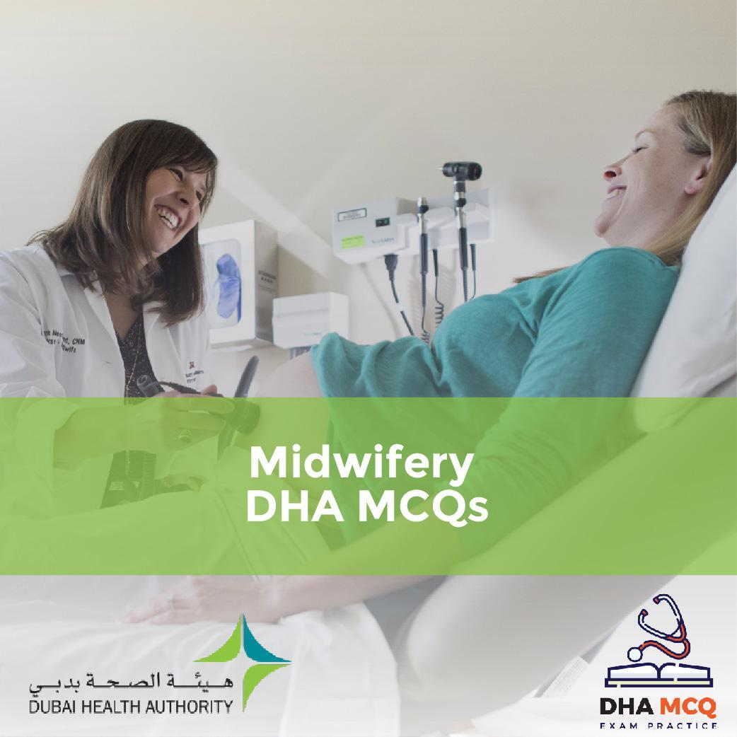 Midwifery DHA MCQs