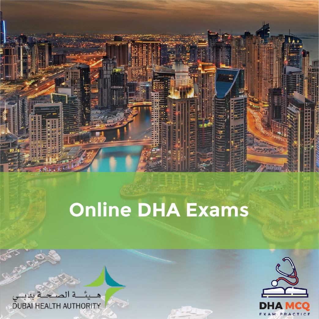 Online DHA Exams