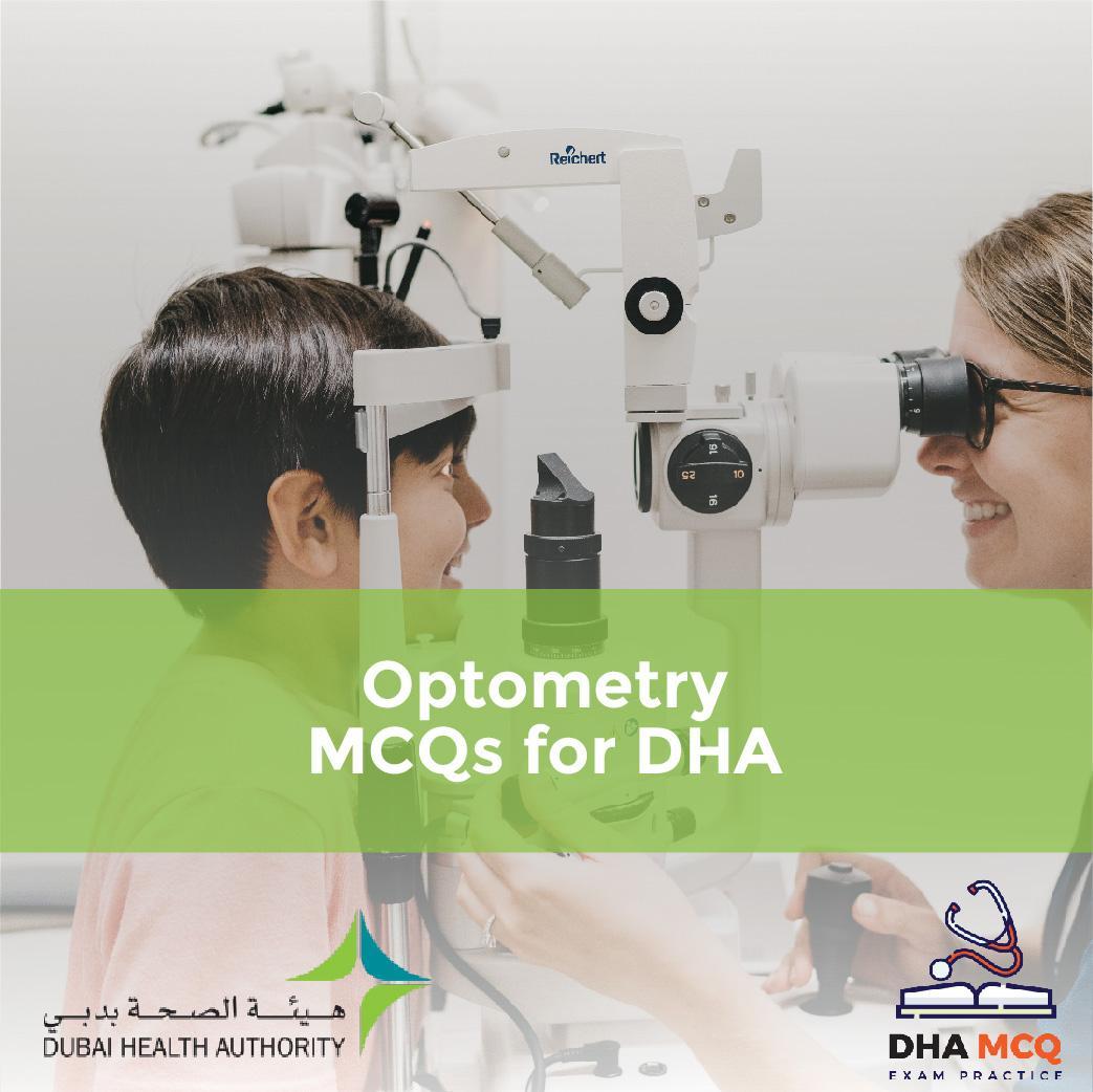 Optometry MCQs for DHA