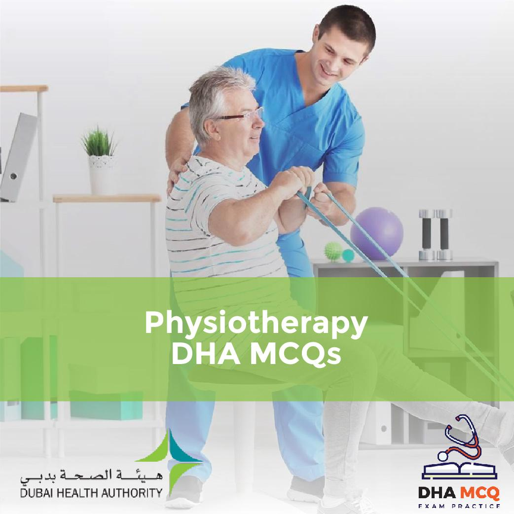 Physiotherapy DHA MCQs
