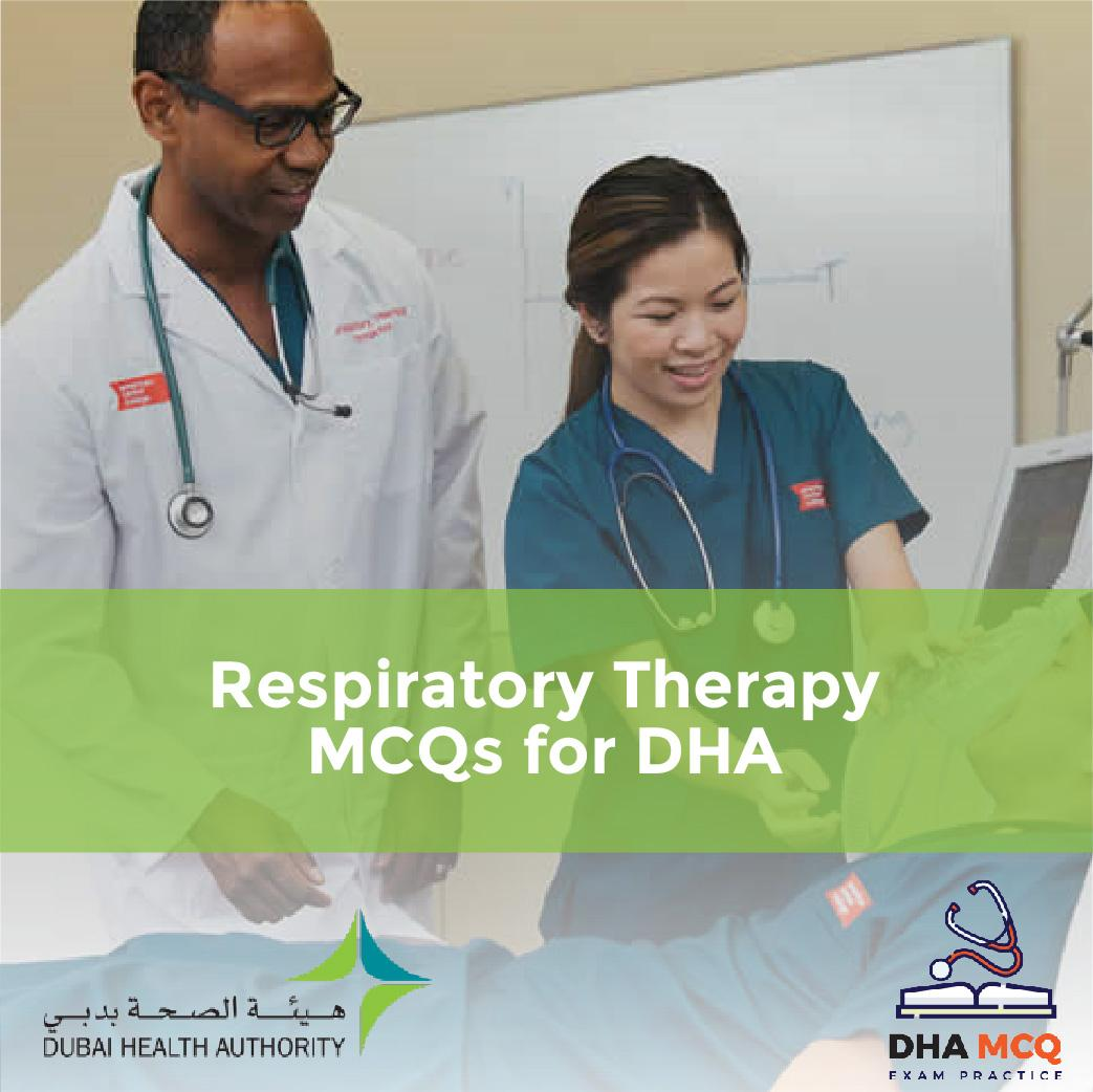 Respiratory Therapy MCQs for DHA