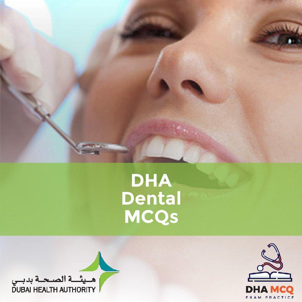 DHA Dental MCQs