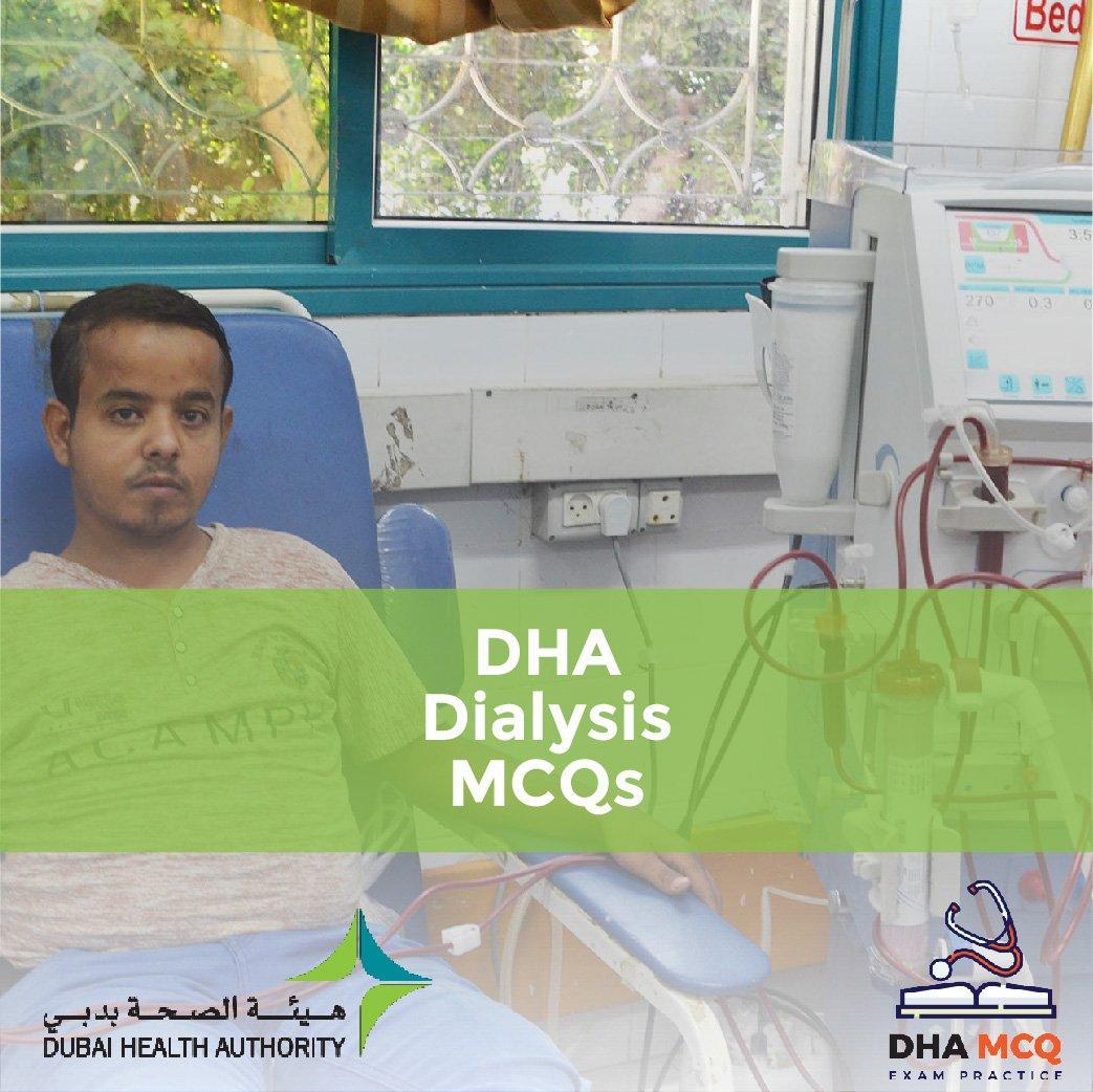 DHA Dialysis MCQs