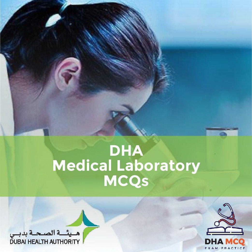 DHA Medical Laboratory MCQs