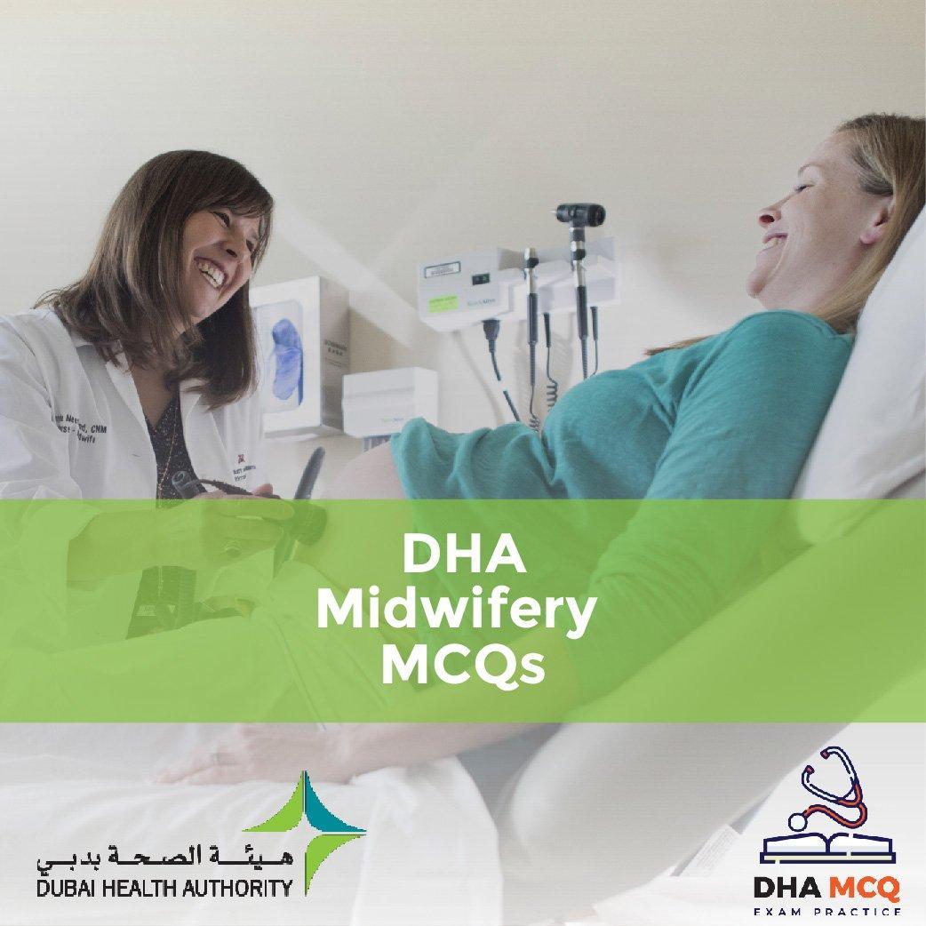 DHA Midwifery MCQs