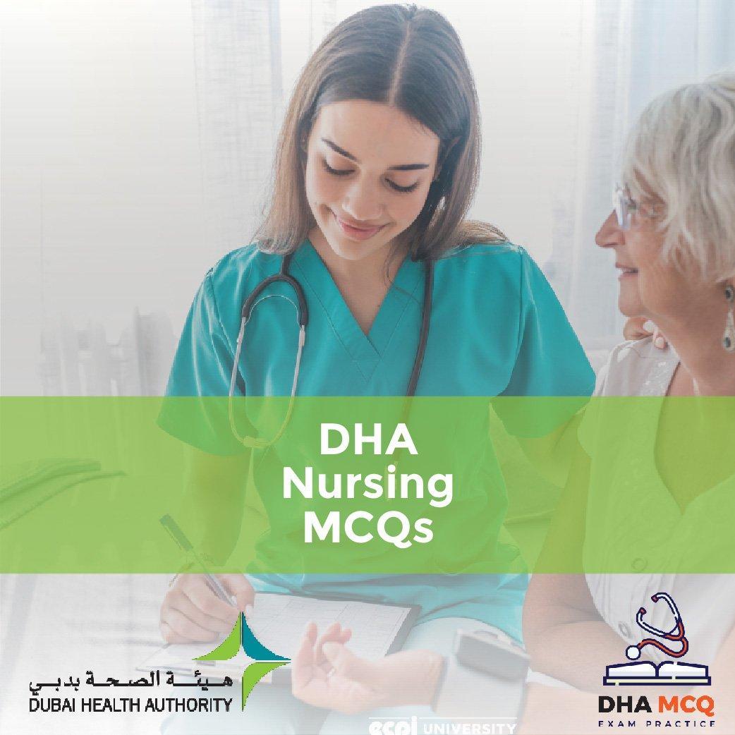 DHA Nursing MCQs
