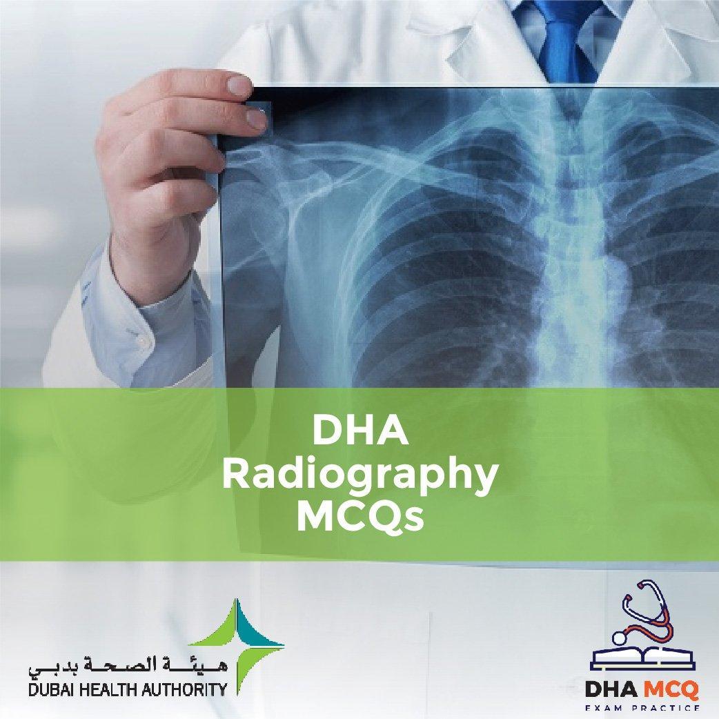 DHA Radiography MCQs