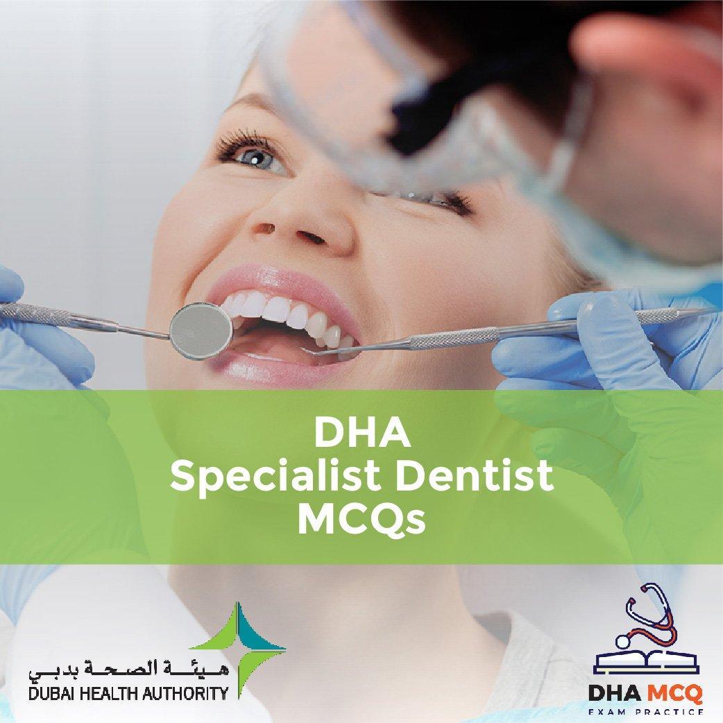 DHA Specialist Dentist MCQs