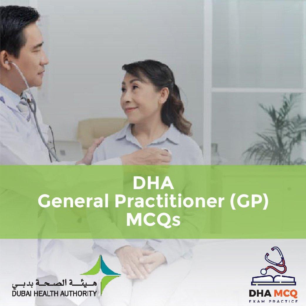 DHA General Practitioner (GP) MCQs