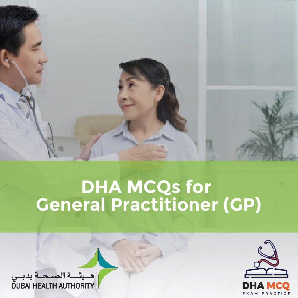 DHA MCQs for General Practitioner (GP)