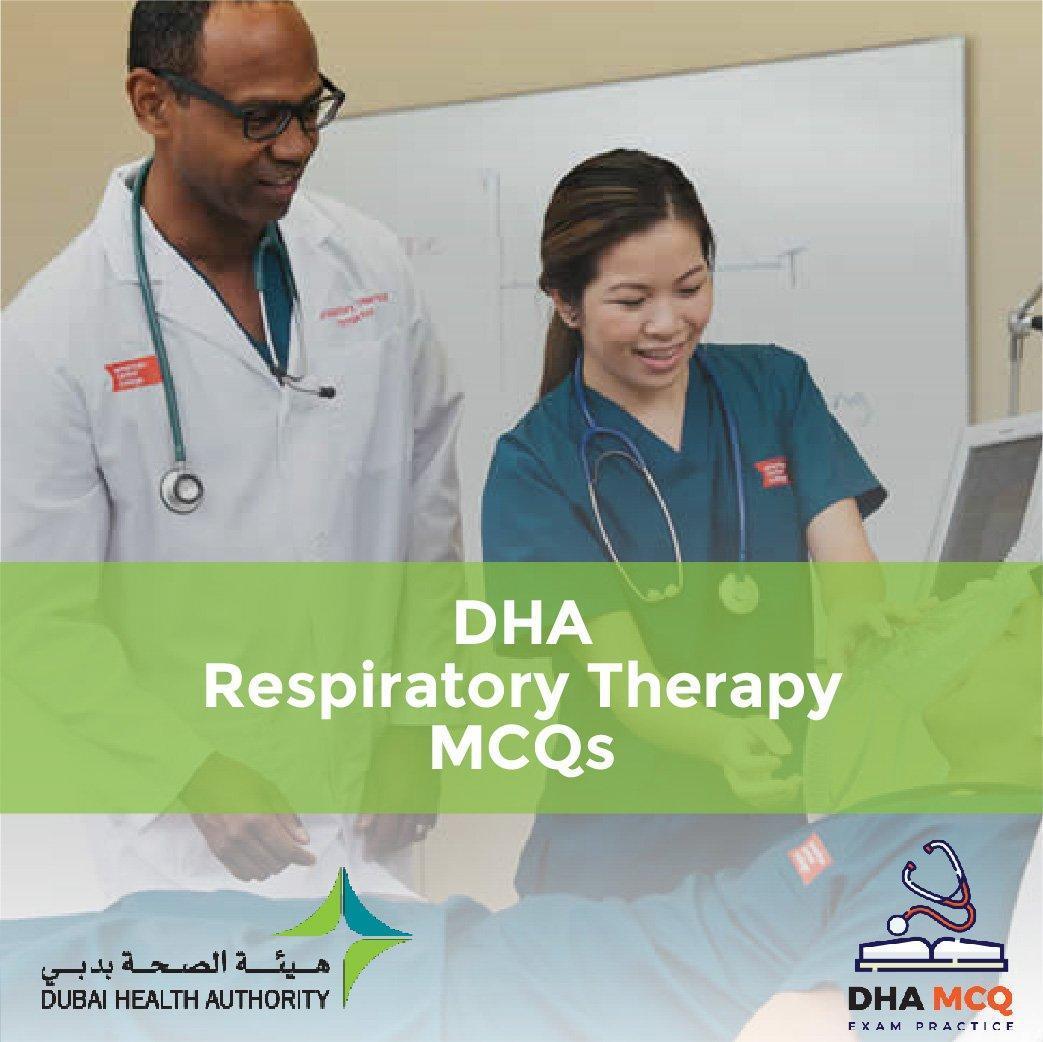 DHA Respiratory Therapy MCQs