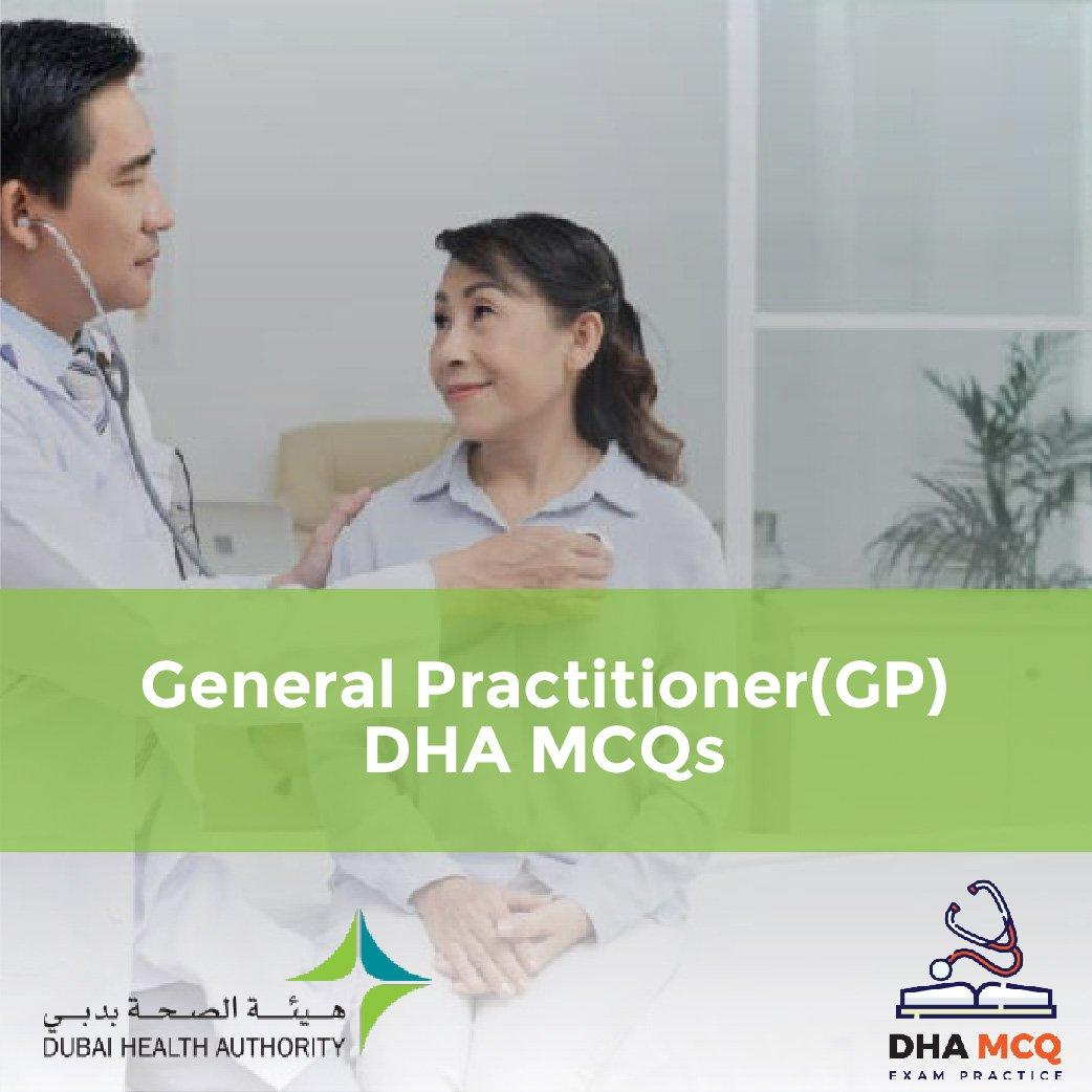 General Practitioner(GP) DHA MCQs